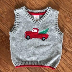 Gymboree Baby Knit Vest Size 6-12 Months